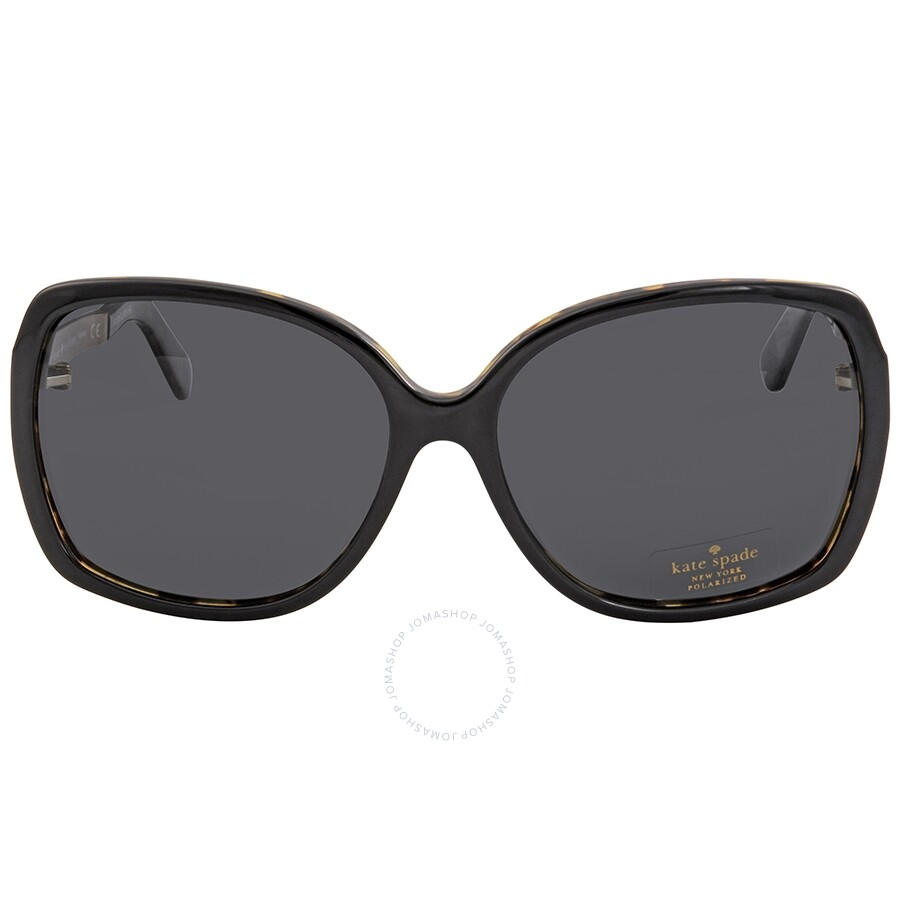 78d274154b ... Kate Spade Darilynn Gray Round Ladies Sunglasses DARILYNNPS JXN 58 ...