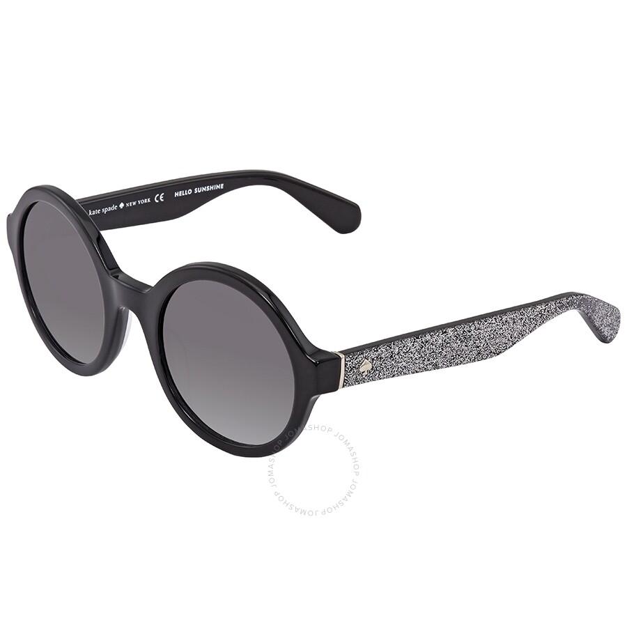 7f94f602003 Kate spade khristas gray gradient round ladies sunglasses khristas jpg  900x900 Kate spade sunglasses