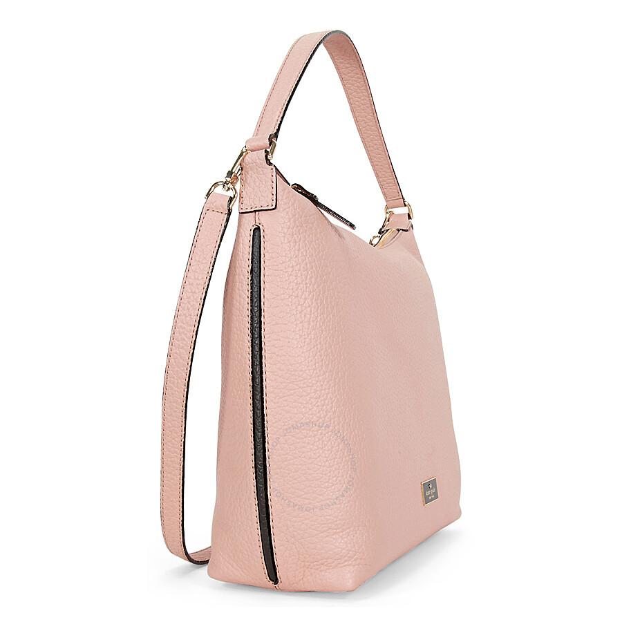 Kate Spade Prospect Place Kaia Hobo Bag - Pink Bonnet - Kate Spade ...