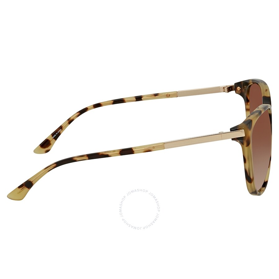 51d20f7fa599 ... Kate Spade Shawna Brown Gradient Cat Eye Ladies Sunglasses SHAWNAPS  ESPP 56