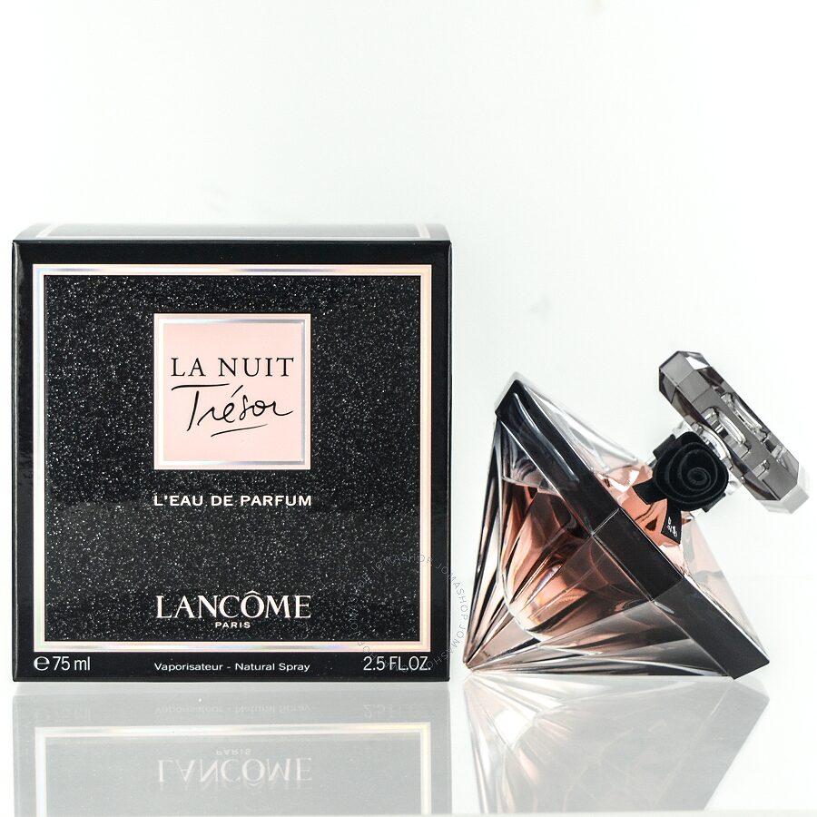 La Oz75 5 Mlw Tresor 2 Nuit Spray Lancome Edp N8wmn0