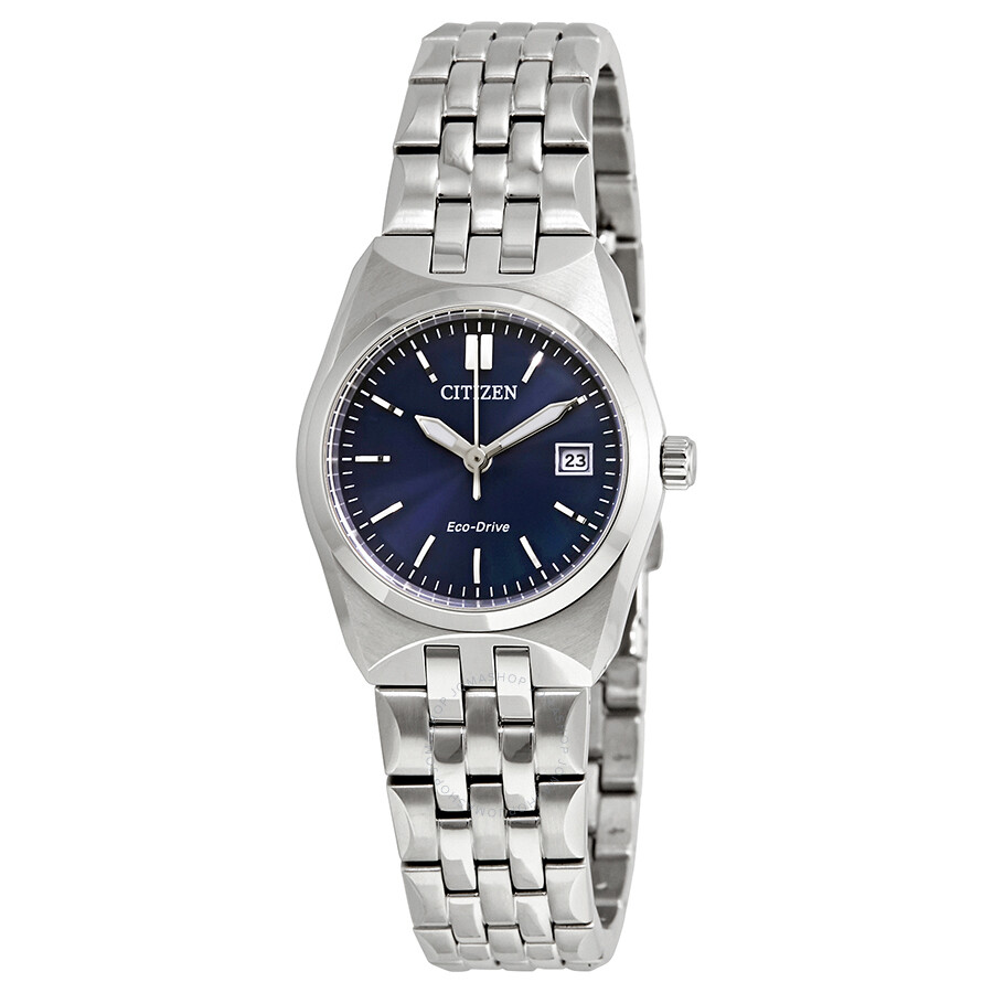 a0ef1aa21 Ladies Corso Eco-Drive Blue Dial Ladies Watch EW2290-54L - Corso ...