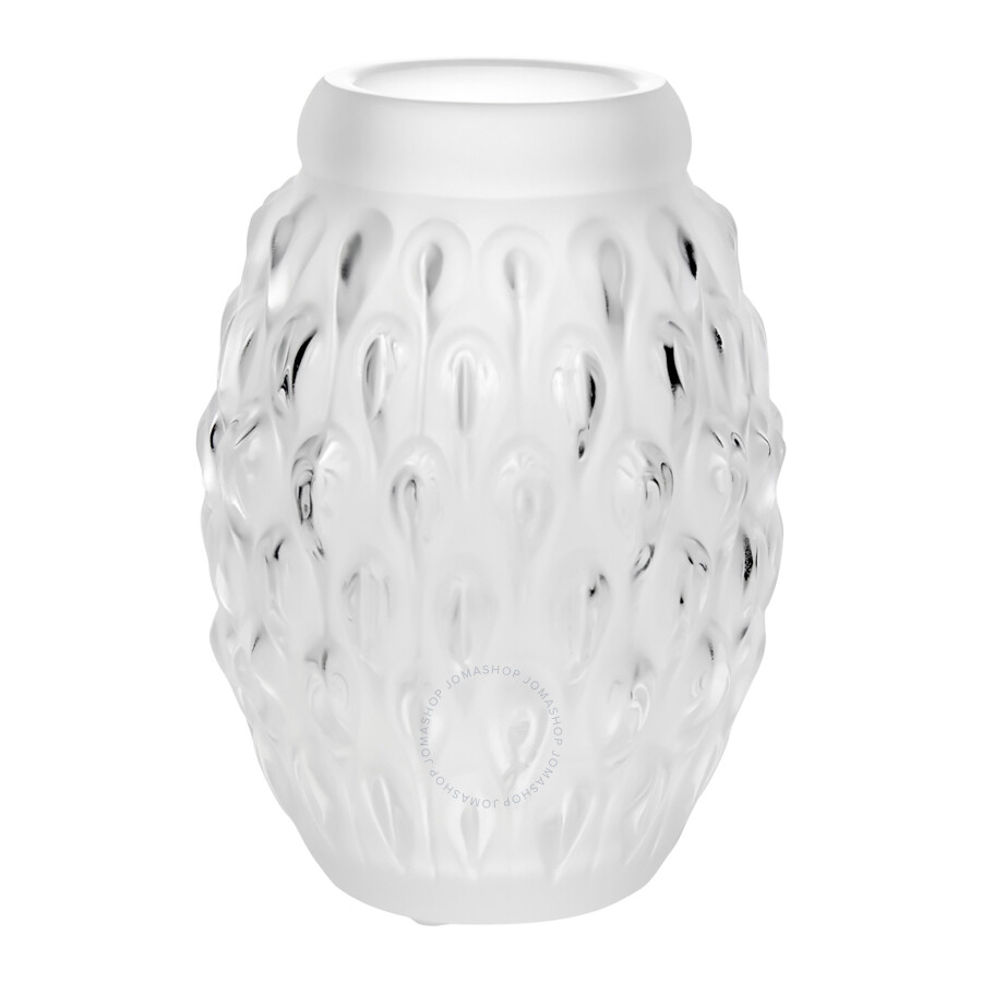 Lalique figuera vase clear 10140600 lalique crystals for Lalique vase