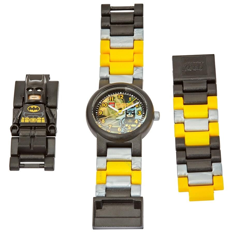 Lego Super Heroes Batman Quartz Kids Watch 8020264 - Lego ...