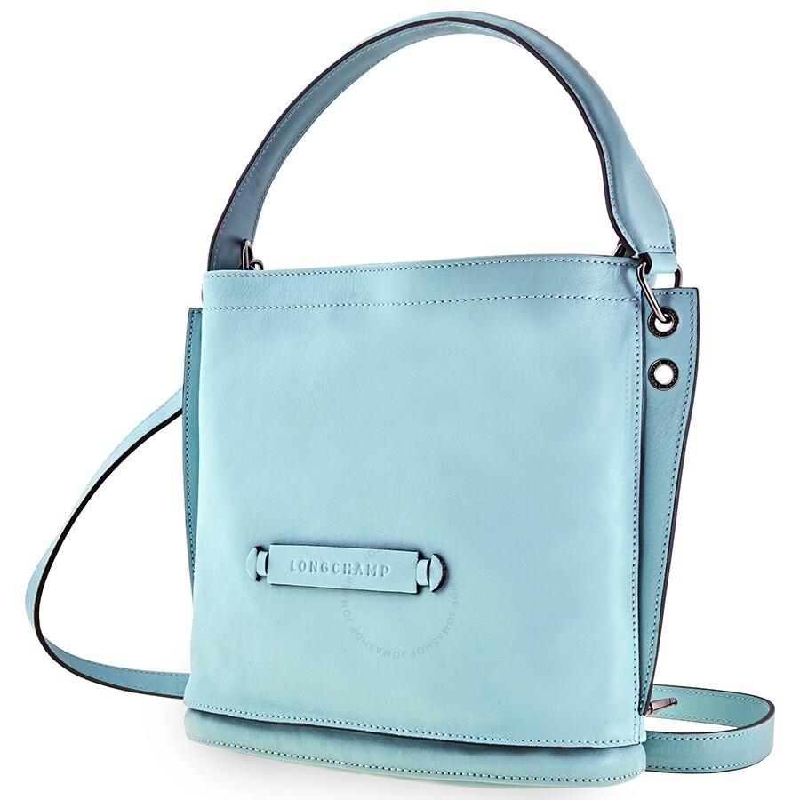 Blue 3d Light Bag Hobo In Longchamp DHIW9E2