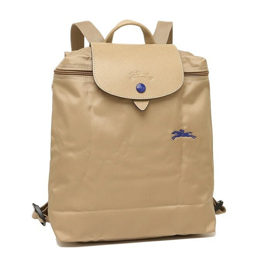 Ladies Le Pliage Club Backpack by Longchamp
