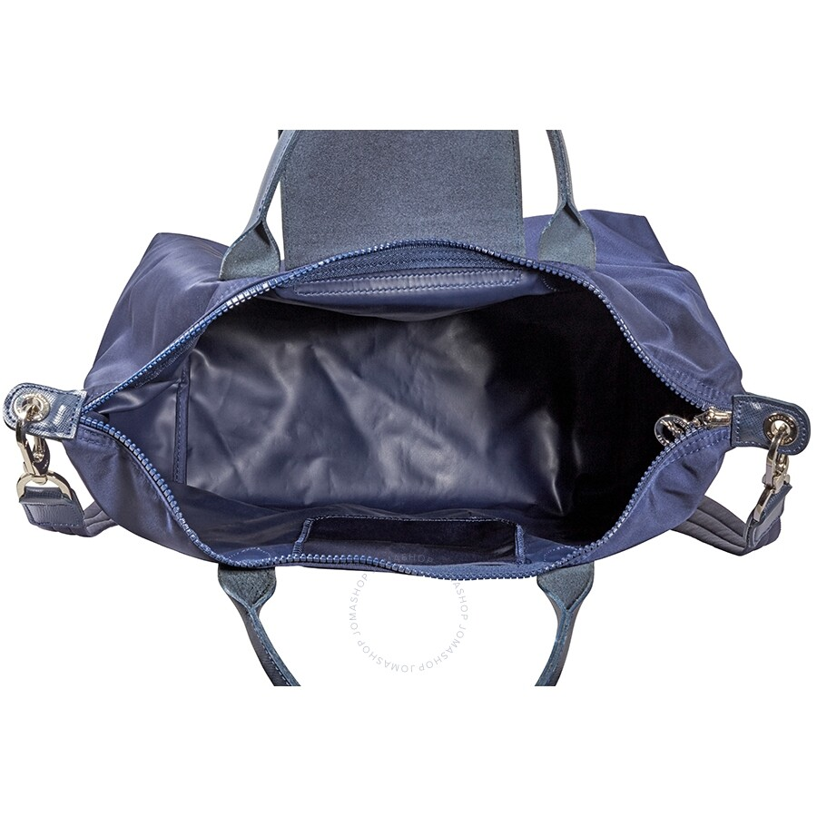 c85faf3d61bc Longchamp Le Pliage Neo Medium Shoulder Bag- Navy - Longchamp ...