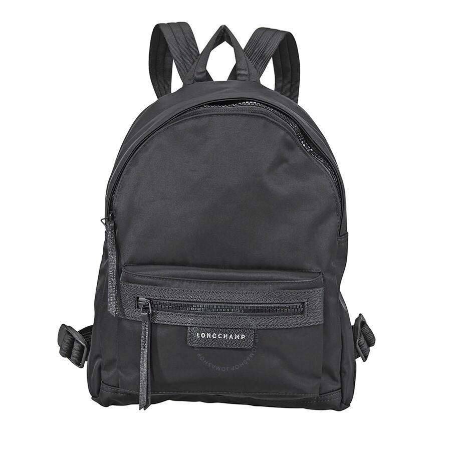 20ca39fd599a Longchamp Le Pliage Neo Small Canvas Backpack- Black Item No. L1118578001