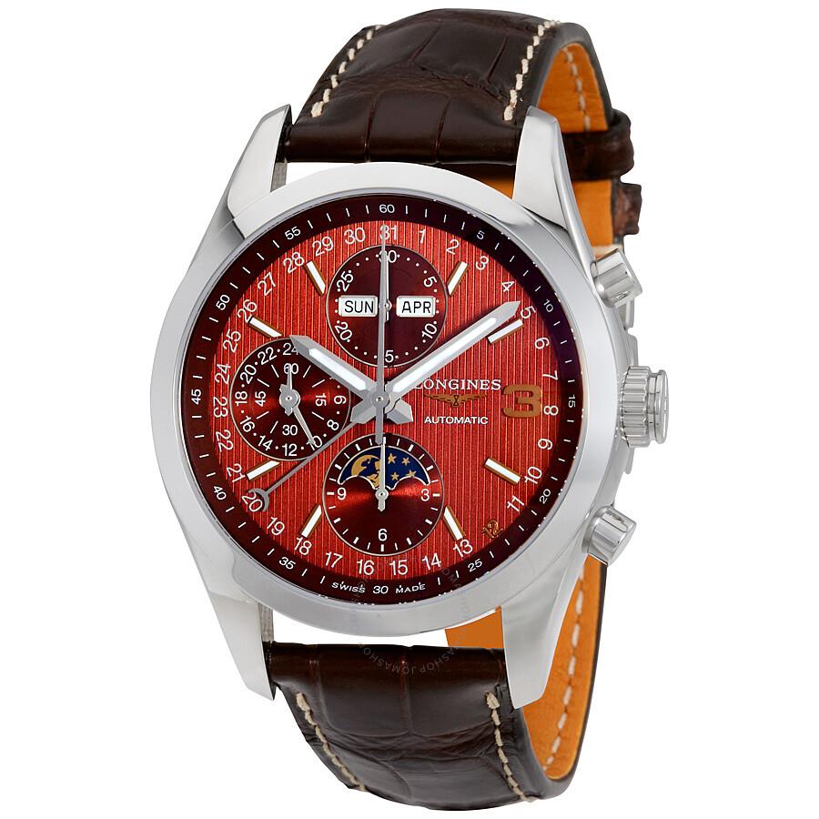 ff7ce2ced Longines Conquest Chronograph Automatic Men's Watch