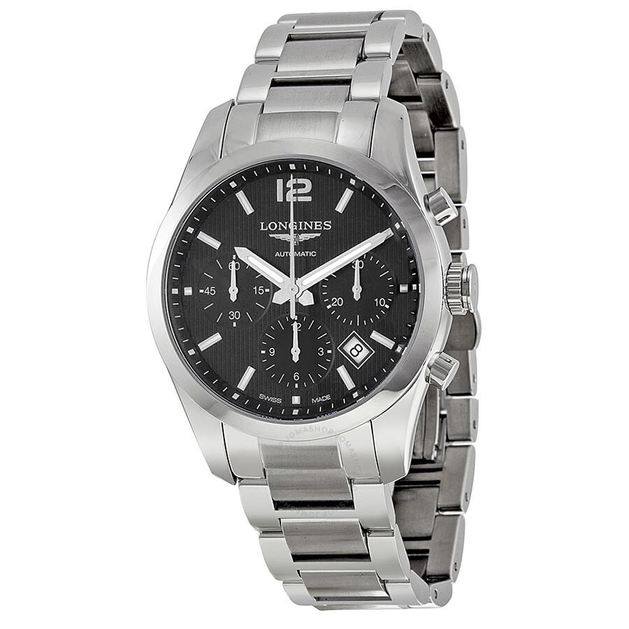 Longines Conquest Classic Automatic Men s Watch L2.786.4.56.6 ... 0a07be1f41c