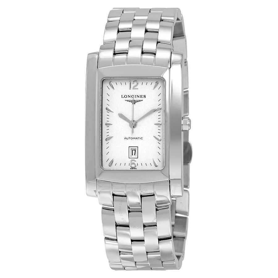 012f44396da Longines DolceVita Automatic White Dial Stainless Steel Men s Watch  L5.657.4.16.6 ...