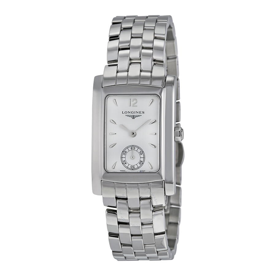 best loved 09968 ab6af Longines DolceVita White Dial Stainless Steel Ladies Watch L55024166