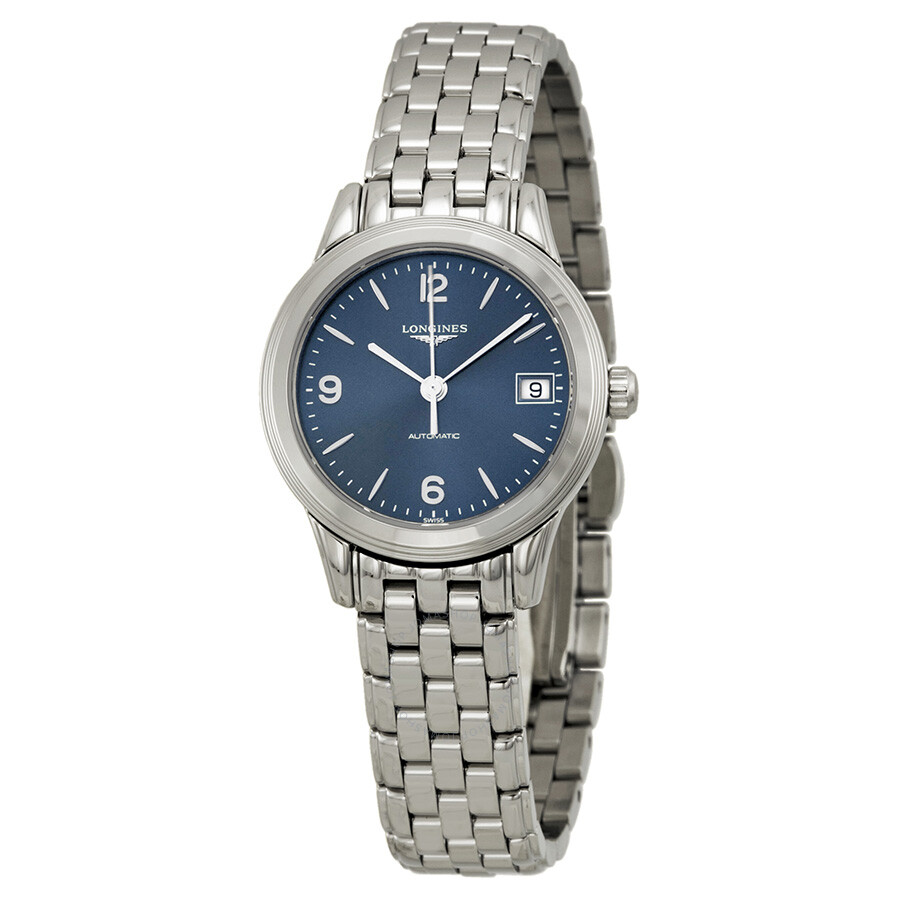 longines flagship automatic blue l4 274