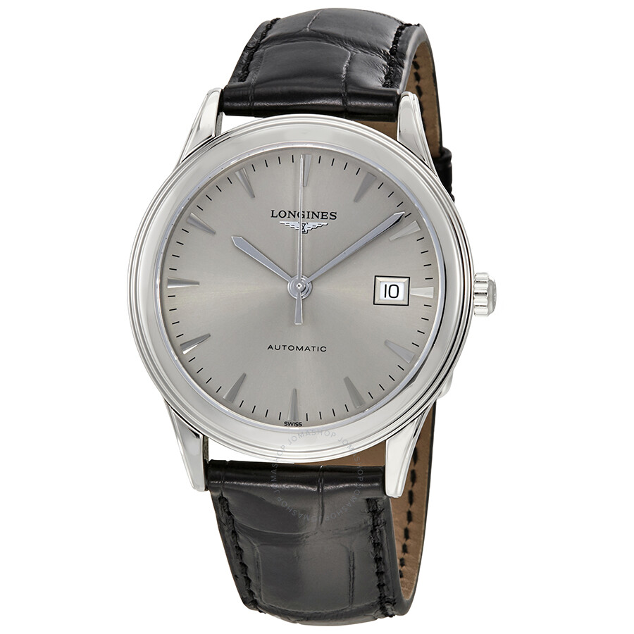 60700ca904c Longines Flagship Automatic Silver Dial Men s Watch L48744722 ...