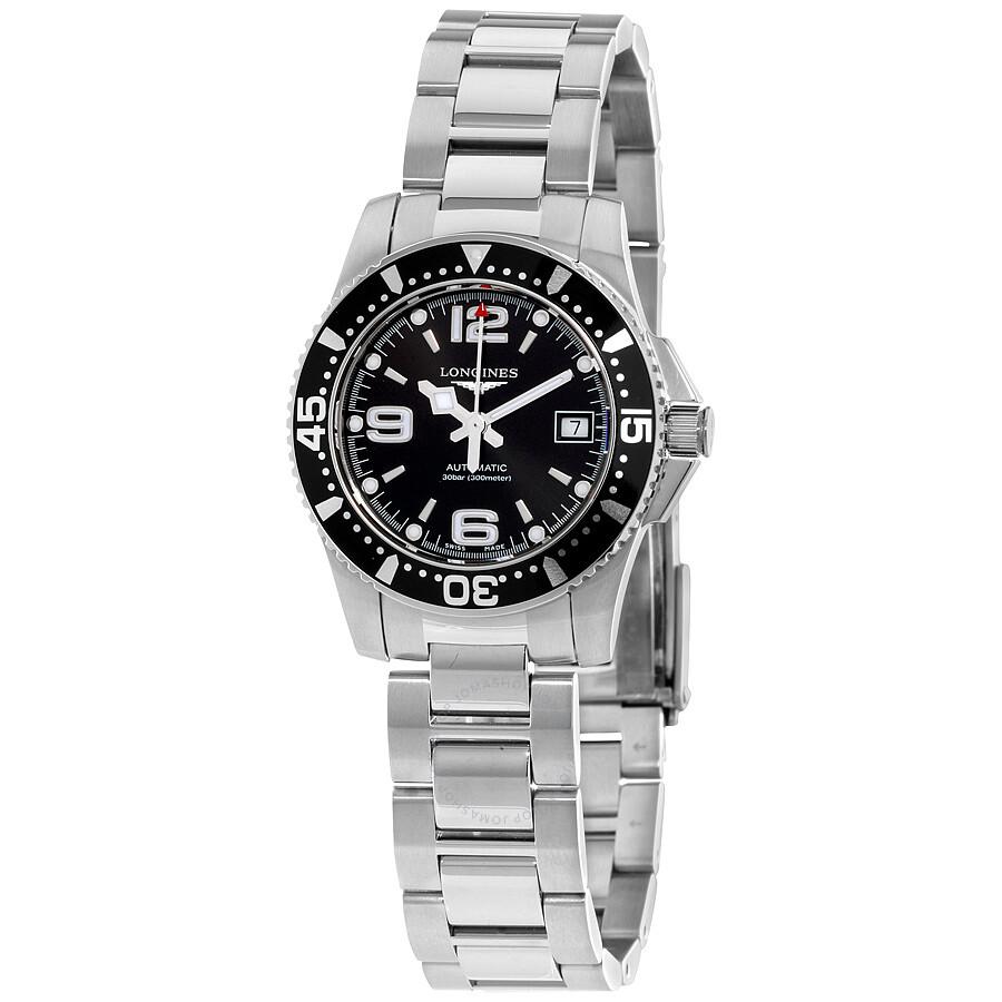b80a9bdaa Longines HydroConquest Automatic Ladies Watch L328445 Item No. L3.284.4.56.6