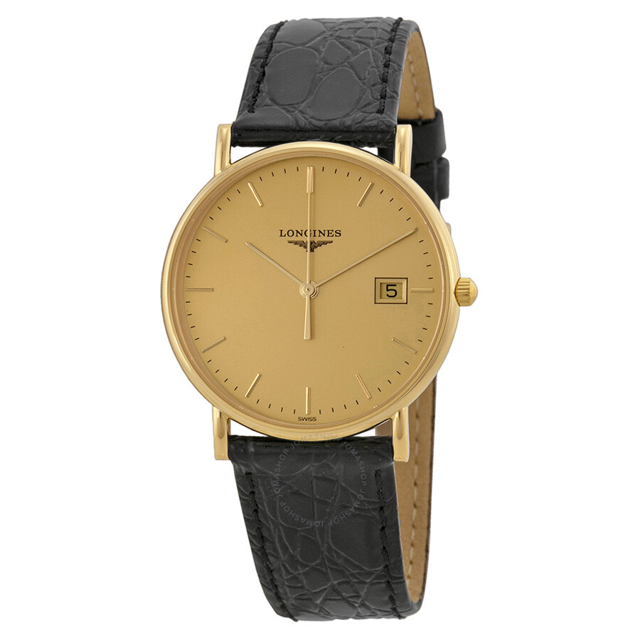 Longines Men S Gold Watches
