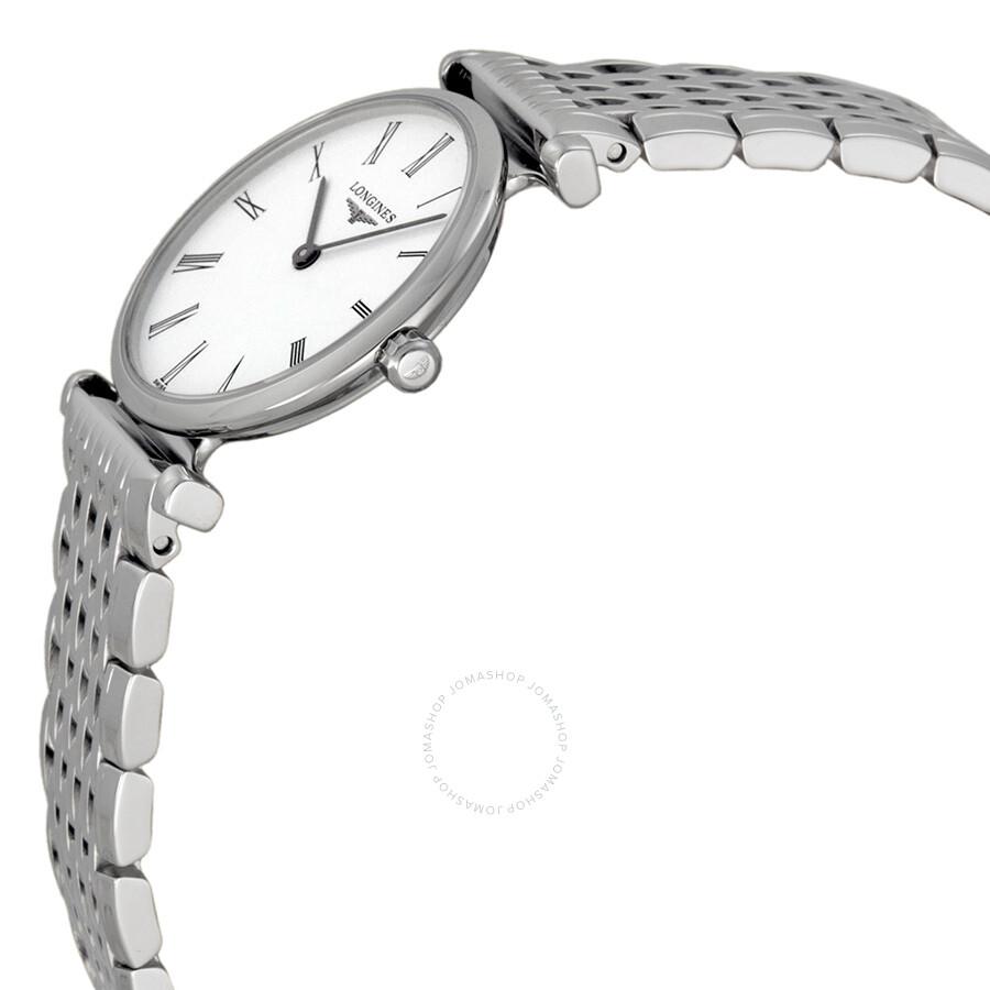 La Grande Classique White Dial Ladies Watch L42094116