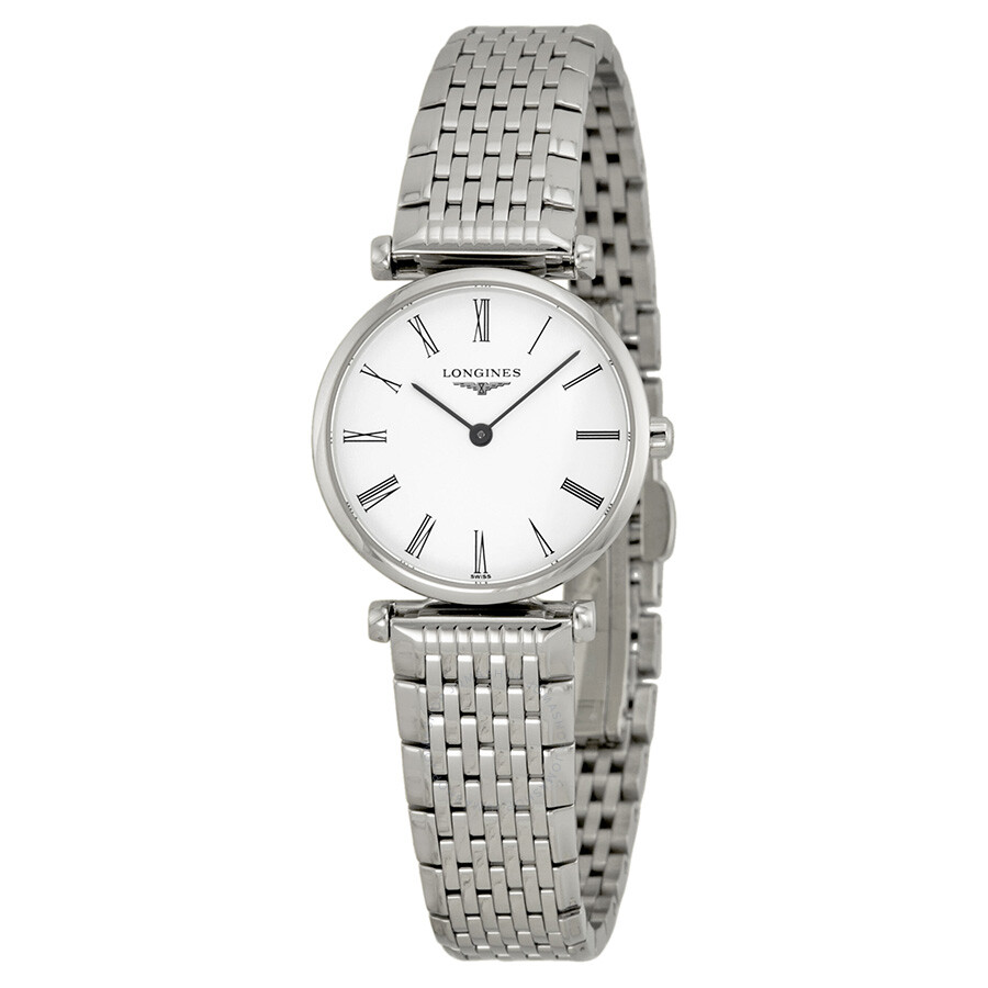 Longines La Grande Classique White Dial Ladies Watch ...
