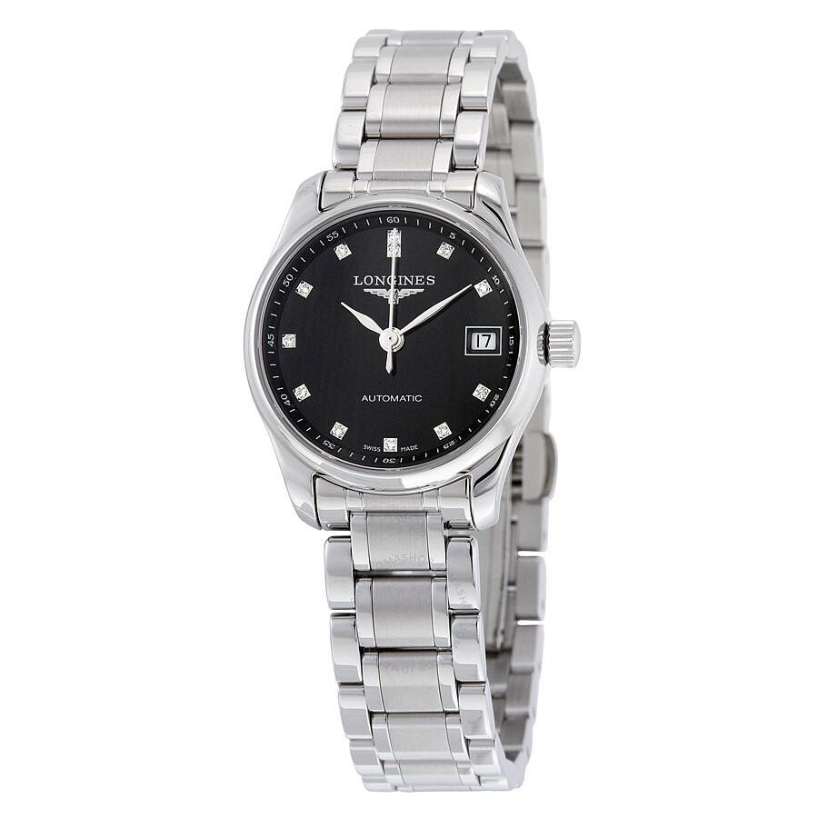 Black Diamond Watch Womens