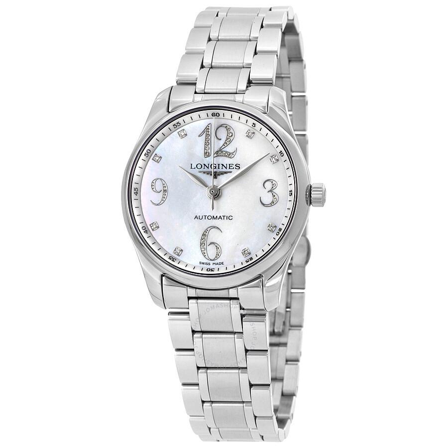 a2c7814f553ba Longines Master Automatic Ladies Watch L2.518.4.88.6 - Master ...