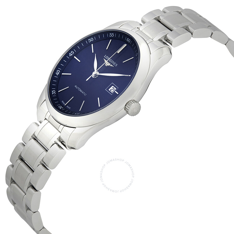 50fc7926464 ... Longines Master Collection Blue Dial Automatic Men s Watch L27934926 ...