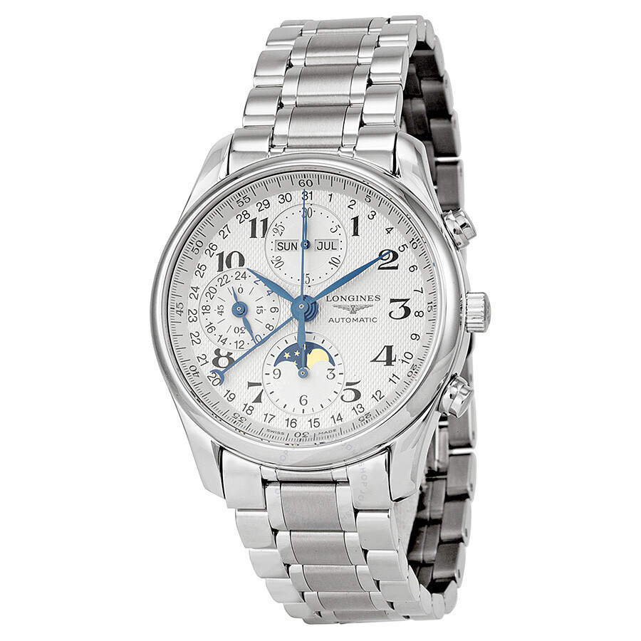reputable site cf399 062a8 Longines Master Collection Automatic Chronograph Men's Watch L26734786