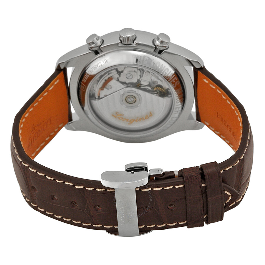 ... Longines Master Collection GMT Moonphase Men's Watch L2.673.4.78.3 ...