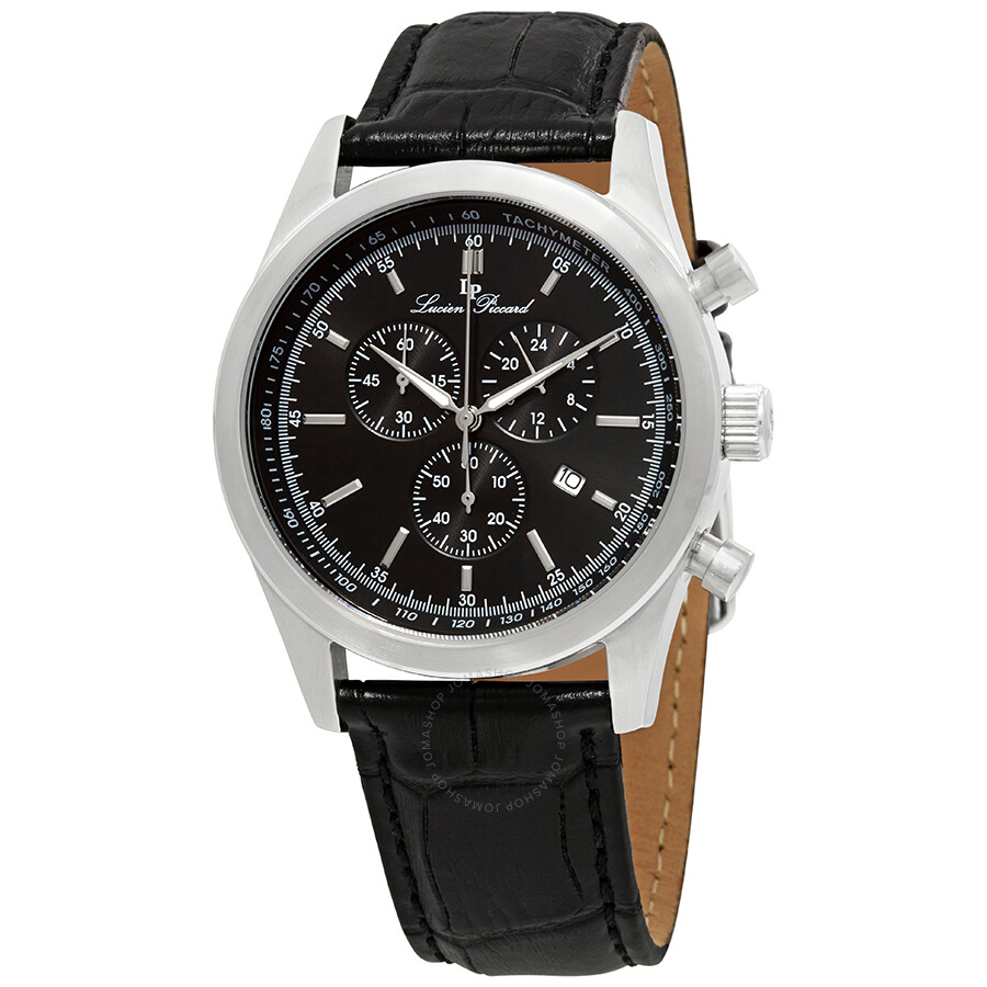 Lucien Piccard Eiger Chronograph Men's Watch LP-11570-01 ...