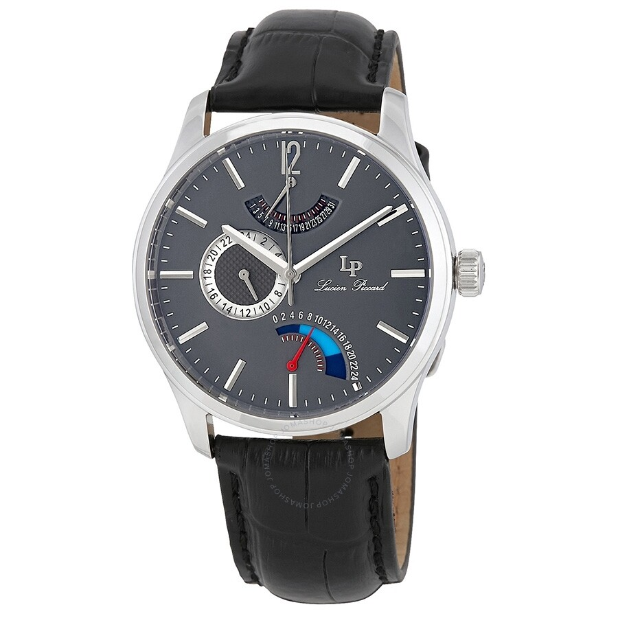 Lucien Piccard Talenti Men's Watch 40051-01 ...