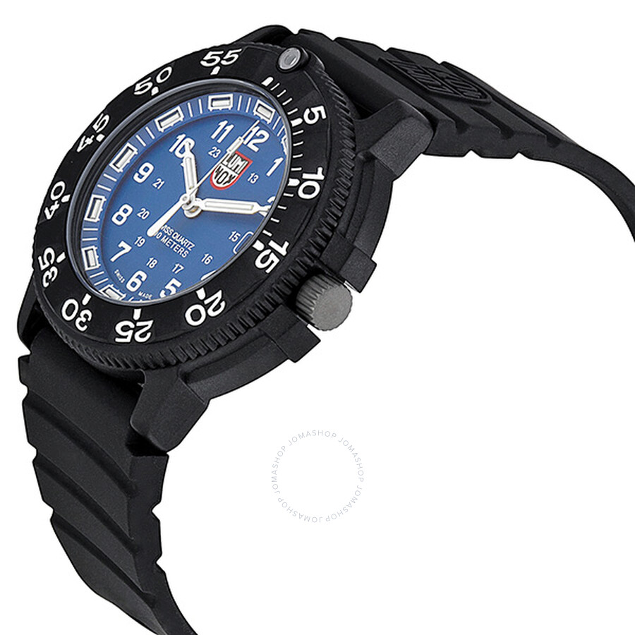 Luminox 3000 original navy seal dive series blue men 39 s - Luminox dive watch ...