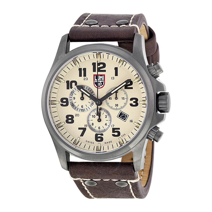 Luminox atacama field 1947 chronograph alarm men 39 s watch su1947 luminox watches jomashop for Luminox watches