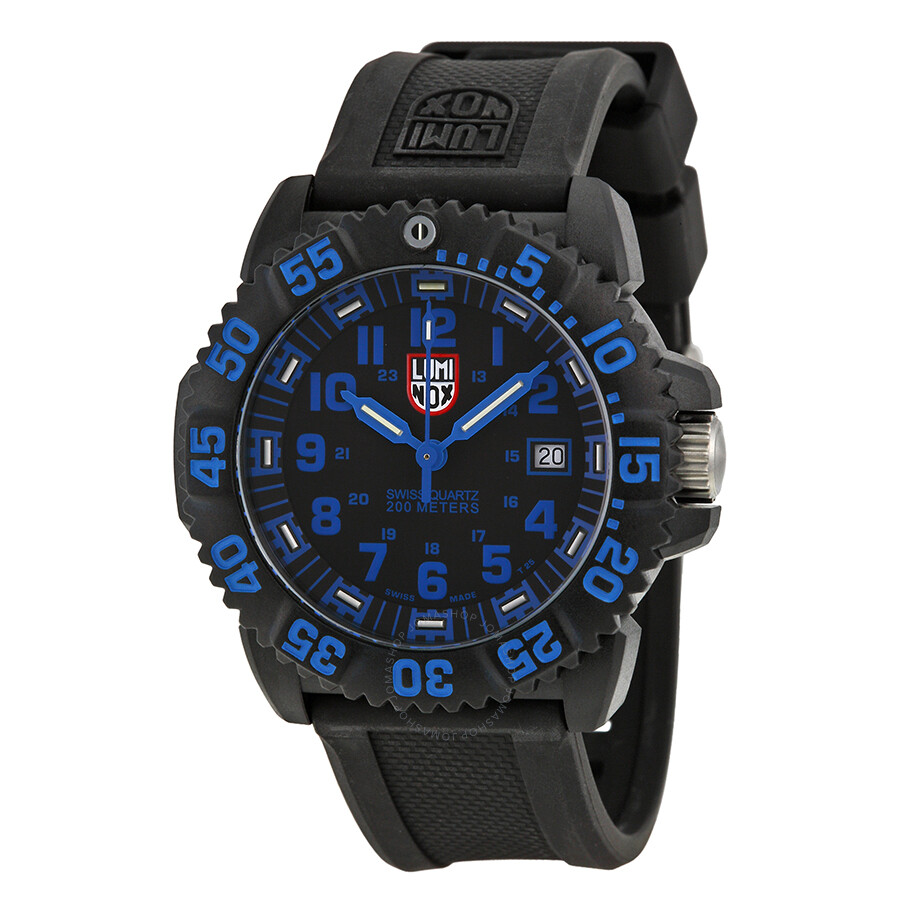 Luminox evo navy seal men 39 s watch su3053 luminox watches jomashop for Luminox watches