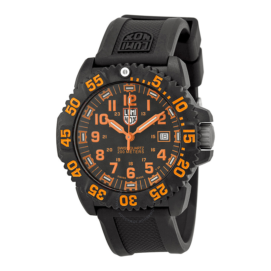 Luminox evo navy seal men 39 s watch su3059 luminox watches jomashop for Luminox watches