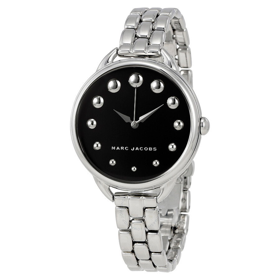 8d24768411651 Marc Jacobs Betty Black Dial Ladies Watch MJ3493 - Betty - Marc ...