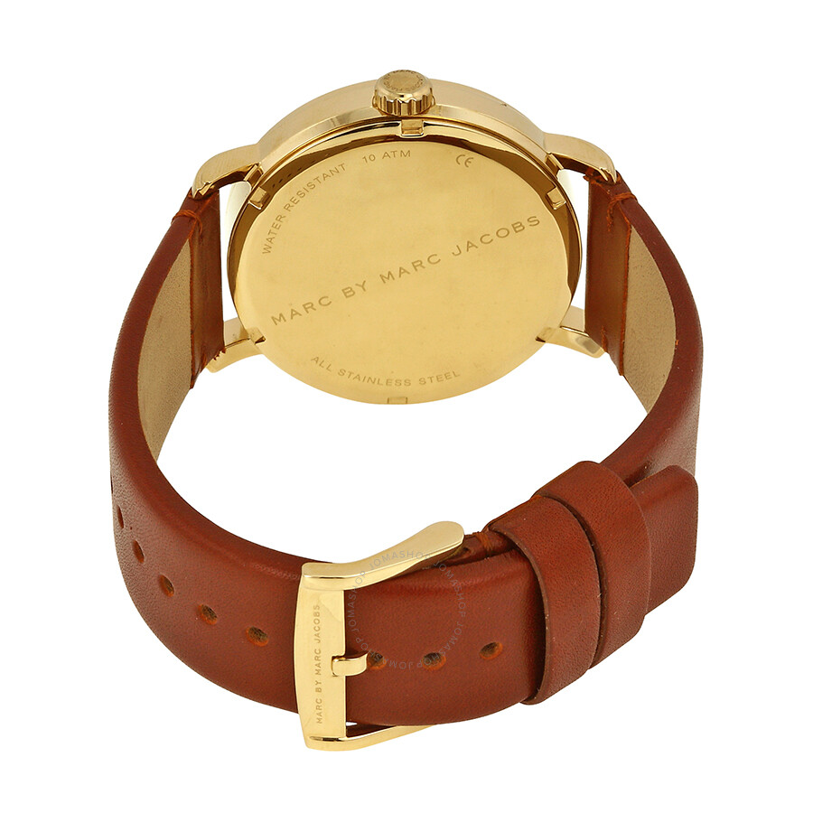 marc by marc jacobs fergus green dial brown leather men s watch marc by marc jacobs fergus green dial brown leather men s watch mbm5077