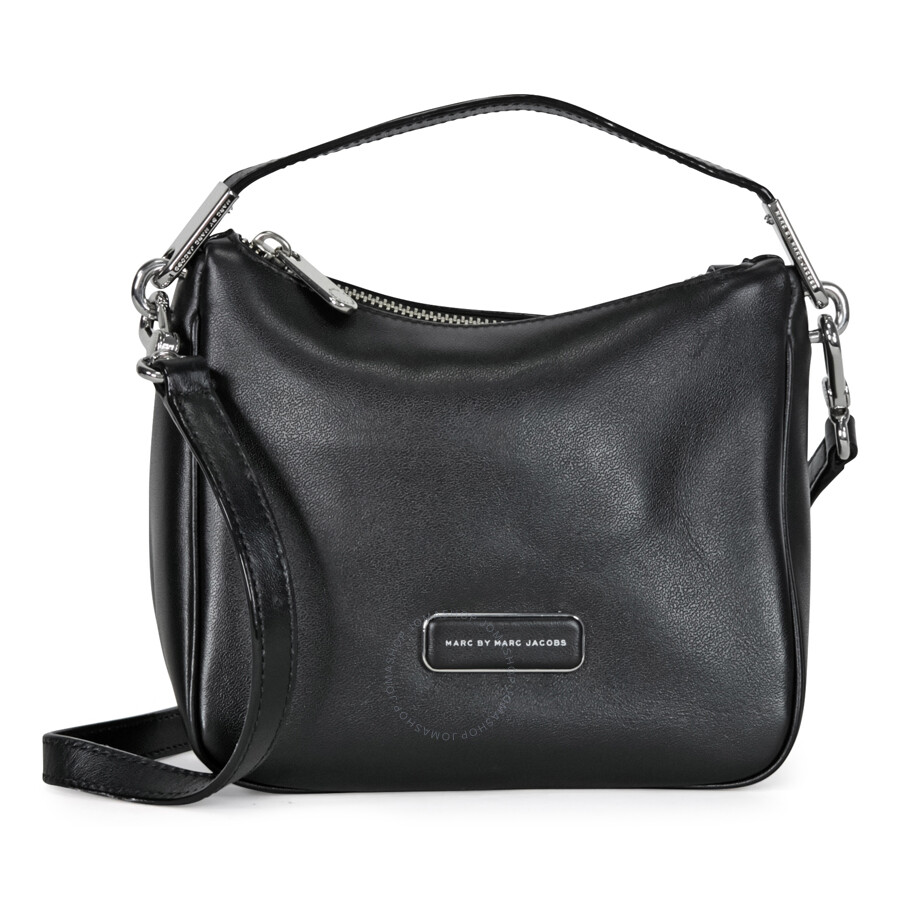 0e72e6713a38 Marc by Marc Jacobs Ligero Crossbody Ninja Bag - Black - Marc by ...