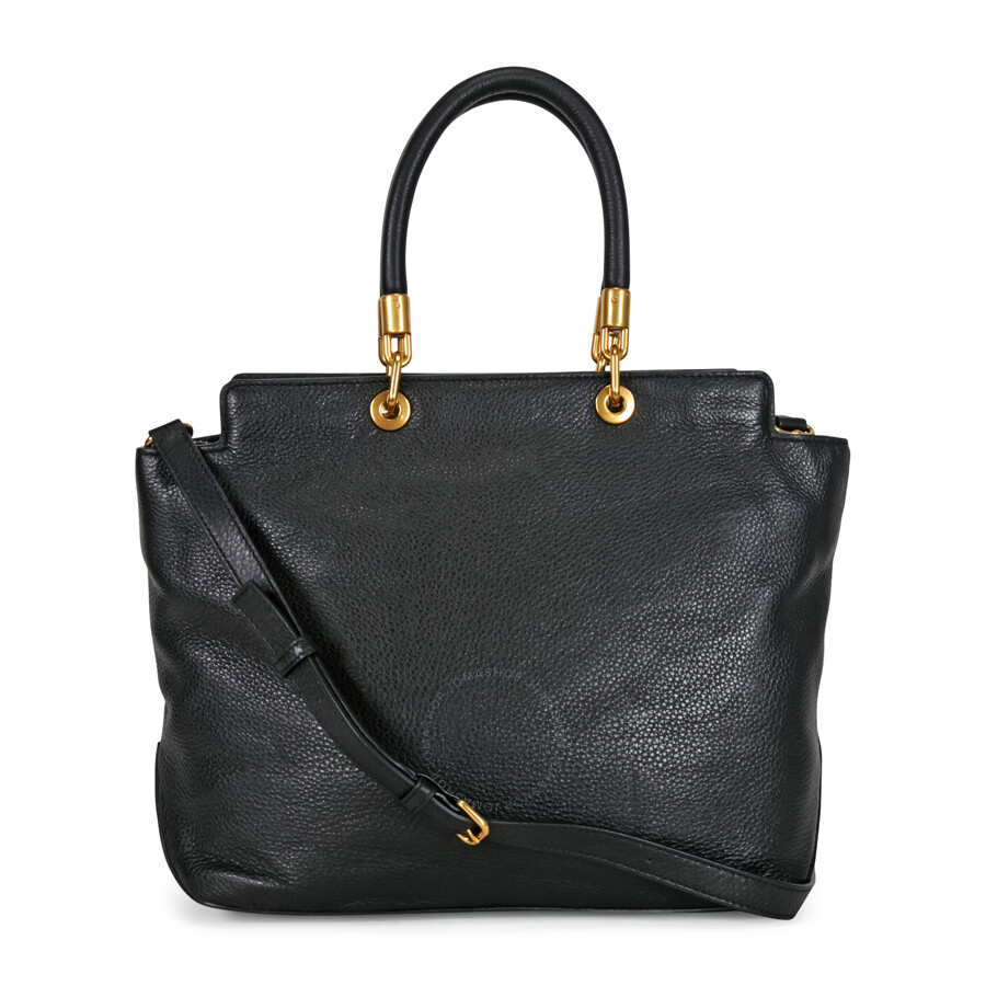 403b18fc87 Marc by Marc Jacobs Too Hot To Handle Leather Bentley - Black - Marc ...