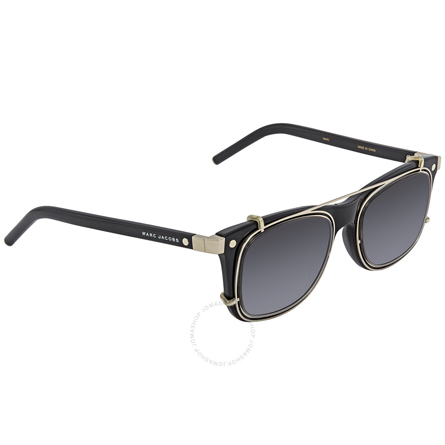 5aa26e71f1e Marc Jacobs Black Square Sunglasses MARC17S 0Z07 UR 51 - Marc Jacobs ...