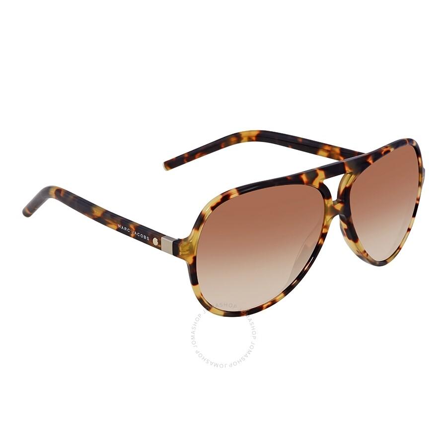 2b3079a0f7f93 Marc Jacobs Brown Sunglasses MARC 70 S 000F JL 60 - Marc Jacobs ...
