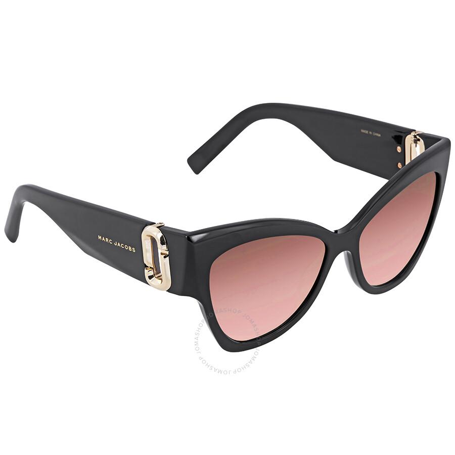 b5b34fc911 Marc Jacobs Cat Eye Sunglasses MARC109S 0807 FQ 54 ...