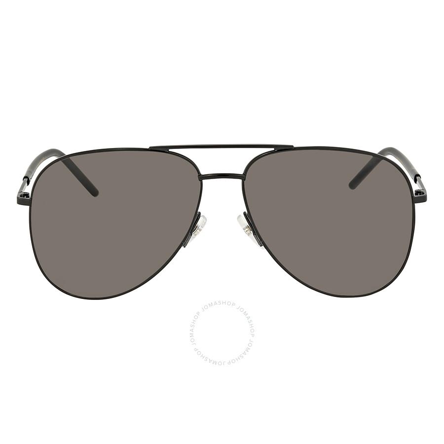 a29e64b4f ... Marc Jacobs Gray CP PZ Aviator Polarized Sunglasses MARC 60/S 065Z M9 59  ...