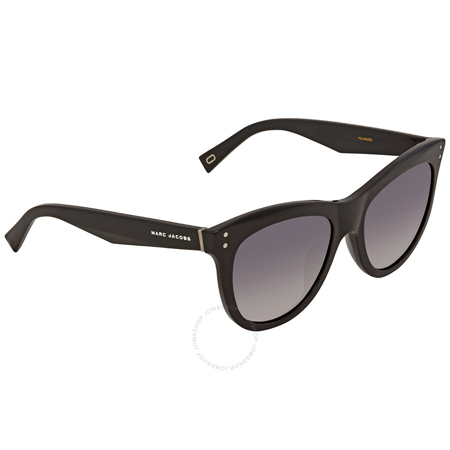 7fd1599ae479 Marc Jacobs Grey Gradient Polarized Sunglasses MARC118S 0807 WJ 54 Item No.  MARC118S 0807 WJ 54