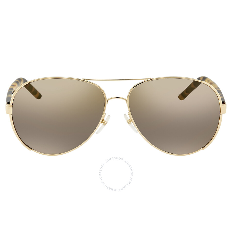 29c2870fc2 ... Marc Jacobs Gunmetal Mirror Aviator Sunglasses MARC 66 S 08VI HJ 60 ...