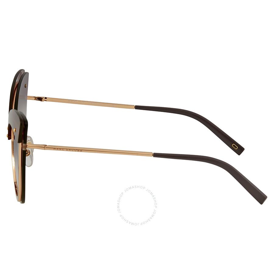 bfcf725787c ... Marc Jacobs Marc Grey Gradient Cat Eye Ladies Sunglasses MARC100S 0DDB  9C 64