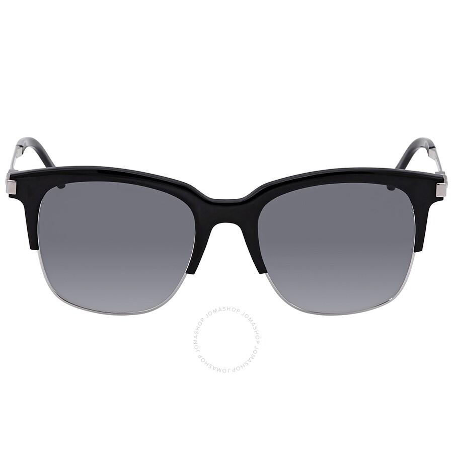 afb472fd1c8e ... Marc Jacobs Marc Grey, Blue Square Ladies Sunglasses MARC 138/S 0CSA 51  ...