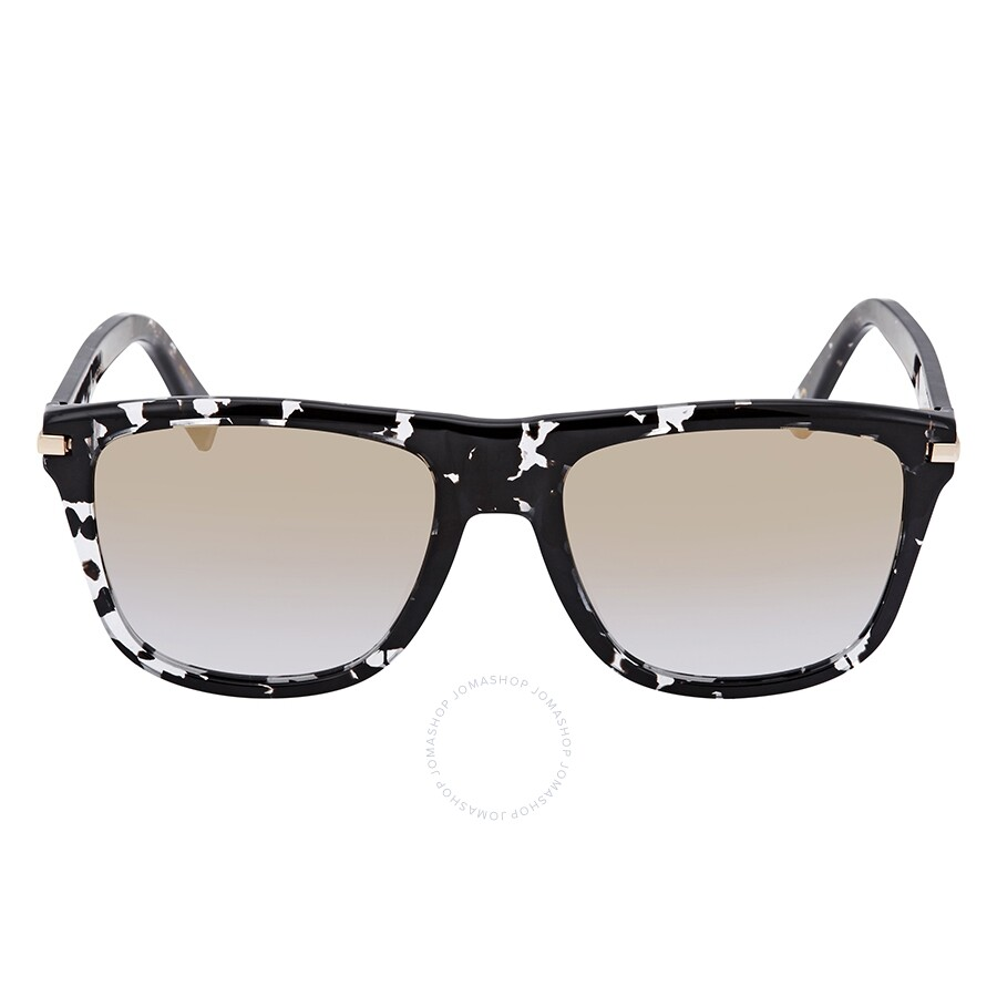 070e9f07cc ... Marc Jacobs Marc Light Gold Mirror Rectangular Men s Sunglasses  MARC185S 09WZ 9F 54 ...