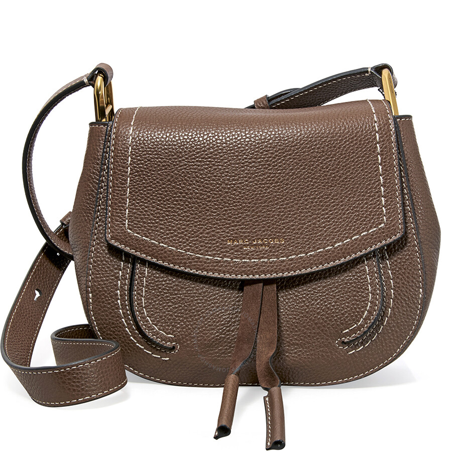 Marc Jacobs Maverick Mini Shoulder Bag- Brown - Marc by Marc Jacobs ... f522cdb375ce9