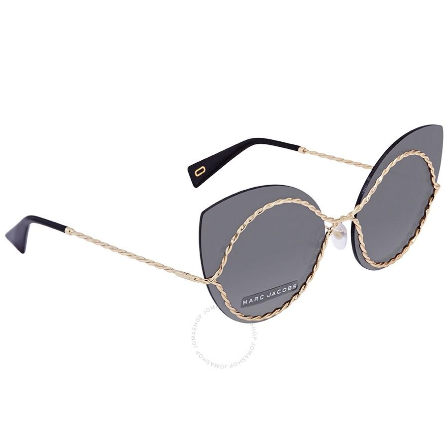 Eye Cat Marc161s Jacobs 61 Sunglasses Ir 0j5g Marc Metal 1RSnzB