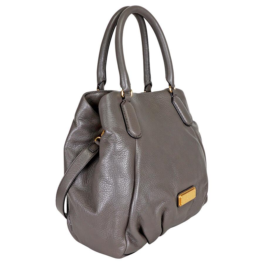 marc jacobs new q fran leather crossbody bag faded. Black Bedroom Furniture Sets. Home Design Ideas