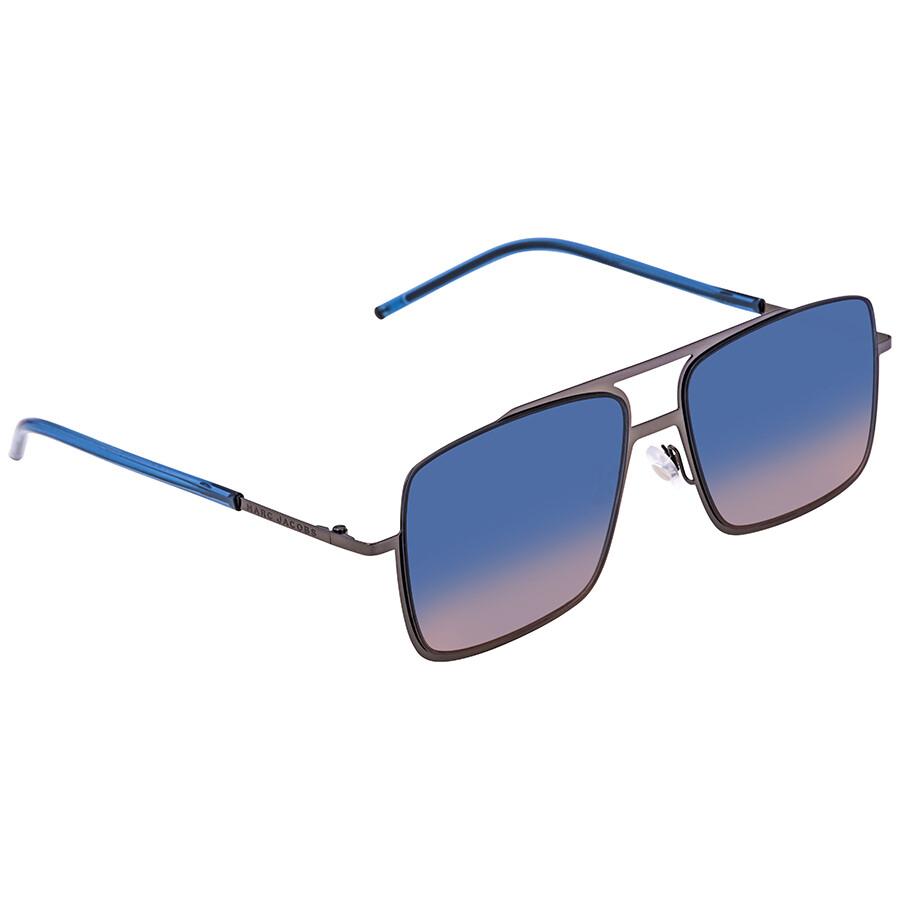 5136cf2c6e Marc Jacobs Rectangular Ladies Sunglasses MARC 35 S 0TLZ OV 55 ...